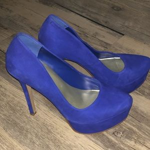 Jessica Simpson Pumps (Blue)